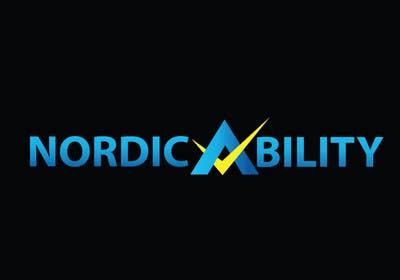 Nro 32 kilpailuun Design a Logo for Nordicability käyttäjältä aasmasheikh