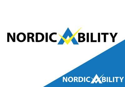 #46 cho Design a Logo for Nordicability bởi aasmasheikh