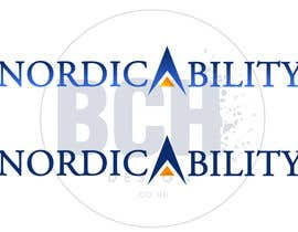 #1 para Design a Logo for Nordicability por bchdesign