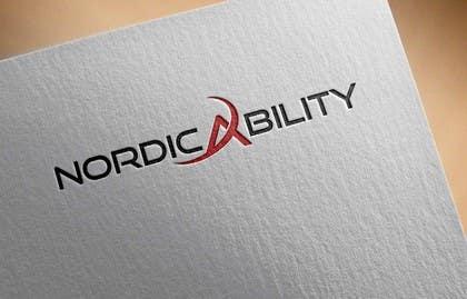Nro 68 kilpailuun Design a Logo for Nordicability käyttäjältä eltorozzz
