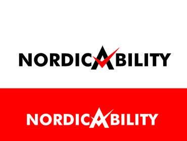 Nro 70 kilpailuun Design a Logo for Nordicability käyttäjältä nuwangrafix