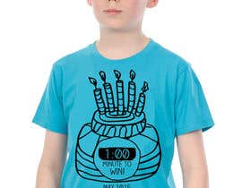 badighani tarafından Design a T-Shirt for kids birthday party için no 7