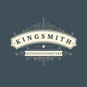 Nro 38 kilpailuun Design a Logo for Kingsmith Repurposed Furniture käyttäjältä onkarpurba
