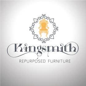 Nro 46 kilpailuun Design a Logo for Kingsmith Repurposed Furniture käyttäjältä onkarpurba