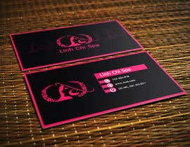 ghani1 tarafından Design some Business Cards for Spa için no 13
