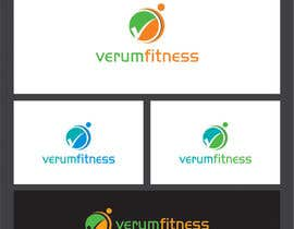 #85 para Design a logo for Verumfitness. por nipen31d