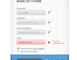 #4 para extract email contacts from new signup page por gravitygraphics7