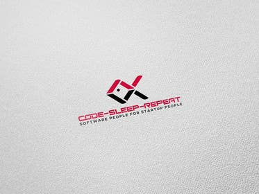 thelionstuidos tarafından Design of a Logos for CODE.SLEEP.REPEAT. için no 91
