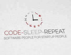 #17 for Design of a Logos for CODE.SLEEP.REPEAT. af IllusionG