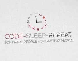 #17 untuk Design of a Logos for CODE.SLEEP.REPEAT. oleh IllusionG