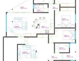 #15 para Two apartments design por heberomay