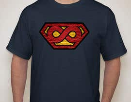 #58 para Infinity Sign T-Shirt Icon por Debabrata09