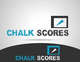 Don67 tarafından Design a Logo for ChalkScores Sports Website için no 76