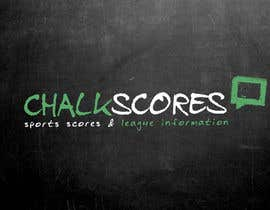 nº 36 pour Design a Logo for ChalkScores Sports Website par cihanjuang80
