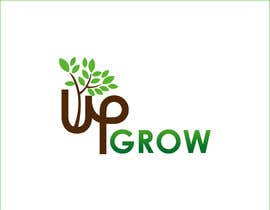 #51 for design a logo for UPGrow by Babubiswas