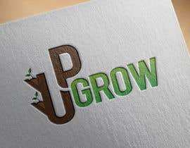 #35 for design a logo for UPGrow by hansa02