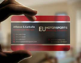 #22 untuk Design some Business Cards for Automotive Dealership oleh imtiazmahmud80