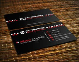 #35 untuk Design some Business Cards for Automotive Dealership oleh dreammaker021