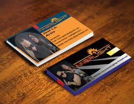 litonrgc tarafından Design some Business Cards for a Music Group için no 6