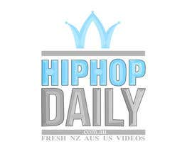 #38 para Design a Logo for Hip Hop Daily por Luies