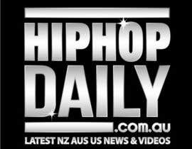 #46 para Design a Logo for Hip Hop Daily por Stevieyuki