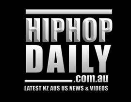 #45 para Design a Logo for Hip Hop Daily por arteastik