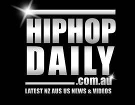 #60 para Design a Logo for Hip Hop Daily por arteastik