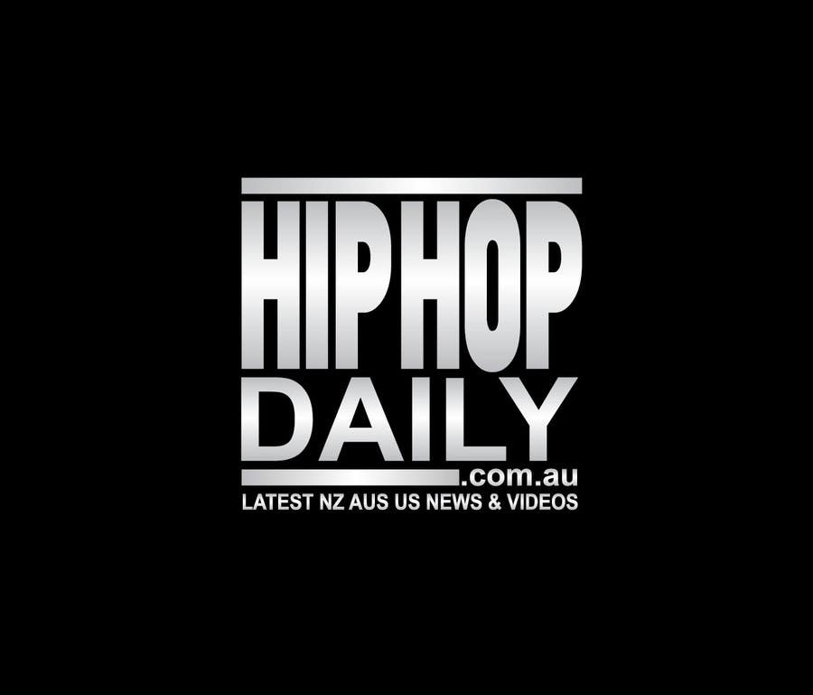 #102 for Design a Logo for Hip Hop Daily by supunchinthaka07