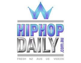 #31 para Design a Logo for Hip Hop Daily por reynoldsalceda