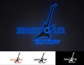 #2 for Design a Logo for singyourbuttoff af hiteshtalpada255