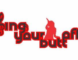 #9 untuk Design a Logo for singyourbuttoff oleh moilyp