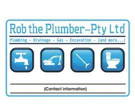 #26 para Design a Logo for Plumbing Business por carveljar2012