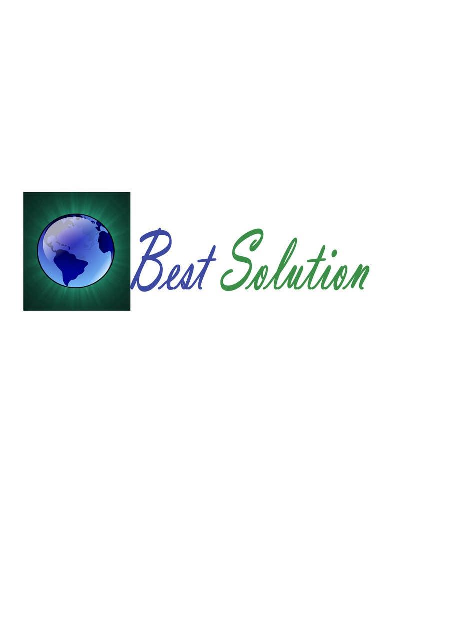 Kilpailutyö #216 kilpailussa Logo Design for www.BestSolution.no