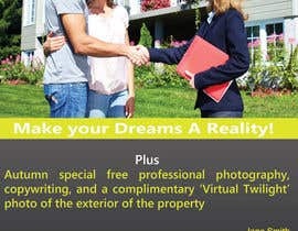 #1 cho Design a Flyer for real estate agent bởi FRIDAH21