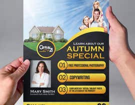 #8 cho Design a Flyer for real estate agent bởi abudabi3