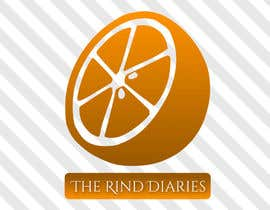 #39 for Design a Logo for The Rind Diaries by flywithoutacape