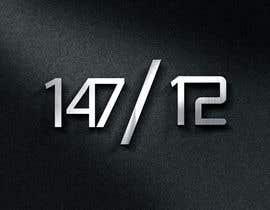 Nro 15 kilpailuun DESIGN LOGO FOR 147/12 käyttäjältä rahelpaldph