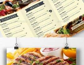 #18 cho Design a drink menu for a bar bởi Gancov