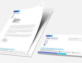 #3 untuk Design a letterhead and business cards for a engineering company oleh binoysnk