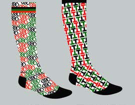 DrawDesign4u tarafından Sock Designs! Best 2 Designs (1 Male, 1 Female) Wins! için no 49