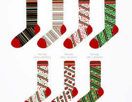 #29 untuk Sock Designs! Best 2 Designs (1 Male, 1 Female) Wins! oleh lokmenshi