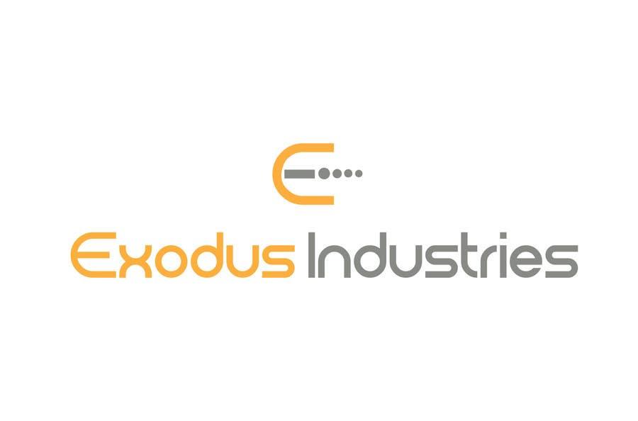 Inscrição nº 25 do Concurso para Design a Logo for Exodus Industries