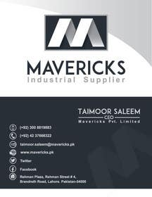 #20 untuk Design a Logo, Business Card and Letterhead oleh silverhand00099