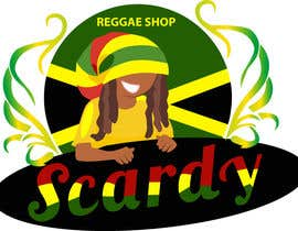 #54 for Disegnare un Logo for Internet Reggae Shop af Aleshander
