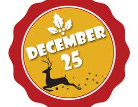 #29 cho Design a Logo for December 25 bởi sandipdhanad