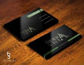 #63 untuk Design Business Card + Stationary  for Residential Project oleh ghani1
