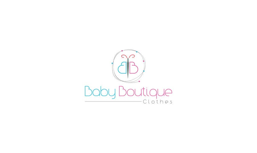 17c06a273 Entry  48 by AWAIS0 for Design a Logo for baby boutique clothes ...