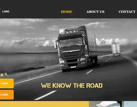 #4 for Transportation Website Design af Navaneethr