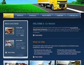 #11 for Transportation Website Design af atifishaq332