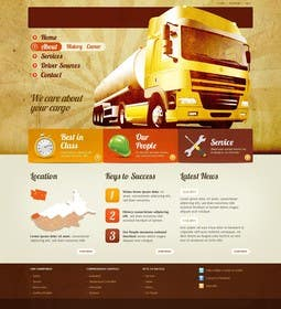 #18 cho Transportation Website Design bởi Nihadricci